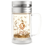 Libre Tea Mug For Loose Tea
