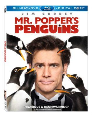 Mr. Popper's Penguins Slumber Party!