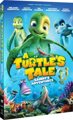 Giveaway – A Turtle's Tale: Sammy's Adventures DVD – Ends 1/3/12