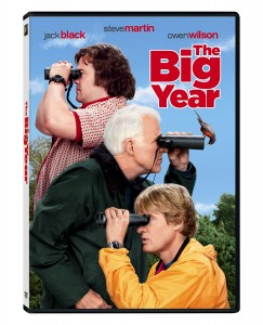Giveaway – The Big Year DVD – Ends 1/31/12