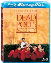 Giveaway – Dead Poets Society –  Blu-ray – Ends 1/22/12