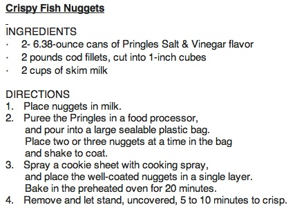 """crispy fish nuggets recipe - """"*""""Polling For Cooking Competition March 2013""""*"""""""