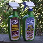 Giveaway – Simple Green Pet Stain & Odor Remover – Ends 2/27/12