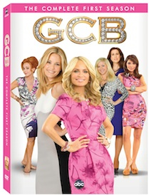 Giveaway – GCB First Season DVD – Ends 6/26/12