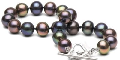 Giveaway – PureHearts Black Pearl Bracelet – Ends 6/26/12