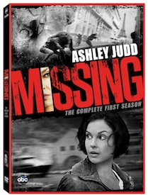 Giveaway – Missing The Complete First Season DVD – Ends 6/24/12