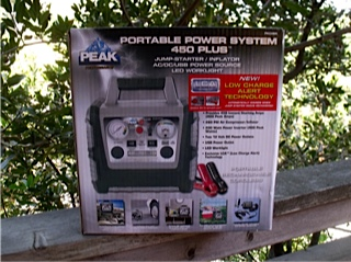 Review – Peak Portable Power Station