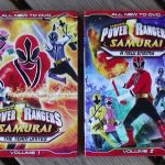 Review – Power Rangers Samurai
