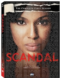 Giveaway – Scandal The Complete First Season DVD – Ends 6/24/12