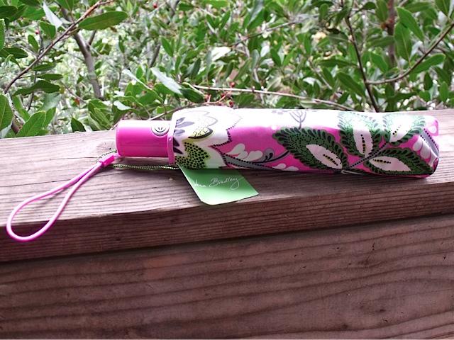 Priscilla Pink Umbrella