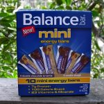 Giveaway – Balance Bar mini energy bars Prize Package – Ends 9/3/12