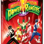 Rafflecopter Giveaway – Mighty Morphin Power Rangers Season 1 Vol. 1 DVD – 5 Winners – Ends 10/27/12