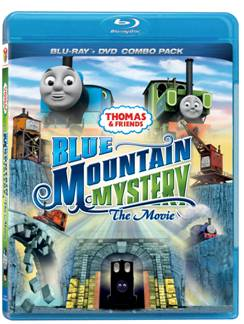 Rafflecopter Giveaway – Thomas Blue Mountain Mystery Blu-ray DVD Combo Pack – 2 Winners – Ends 9/30/12