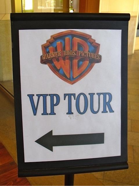 WB VIP Tour