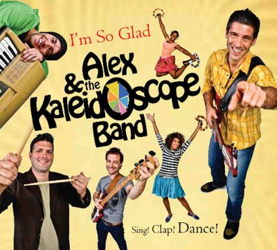 Alex and The Kaleidoscope Band CD