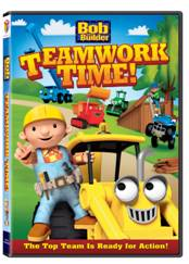 Giveaway – Bob the Builder Teamwork Time DVD – 2 Winners – Ends 12/22/12