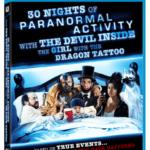 30 Nights of Paranormal Activity Blu-ray
