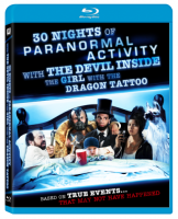 30 Nights of Paranormal Activity