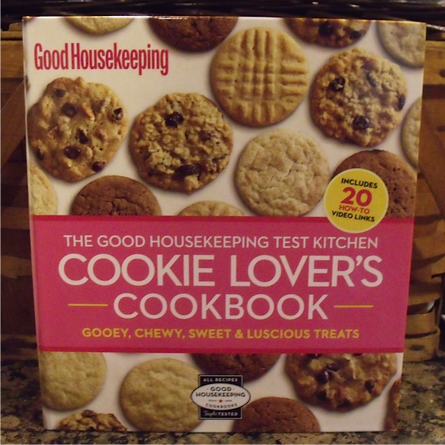 The Good Housekeeping Cookie Lover's Cookbook