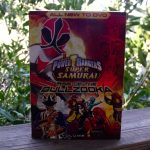 Power Rangers Samurai: A Team Divided DVD
