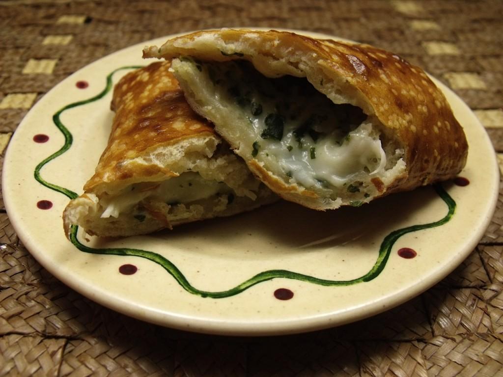Spinach Three Cheese Lean Pocket