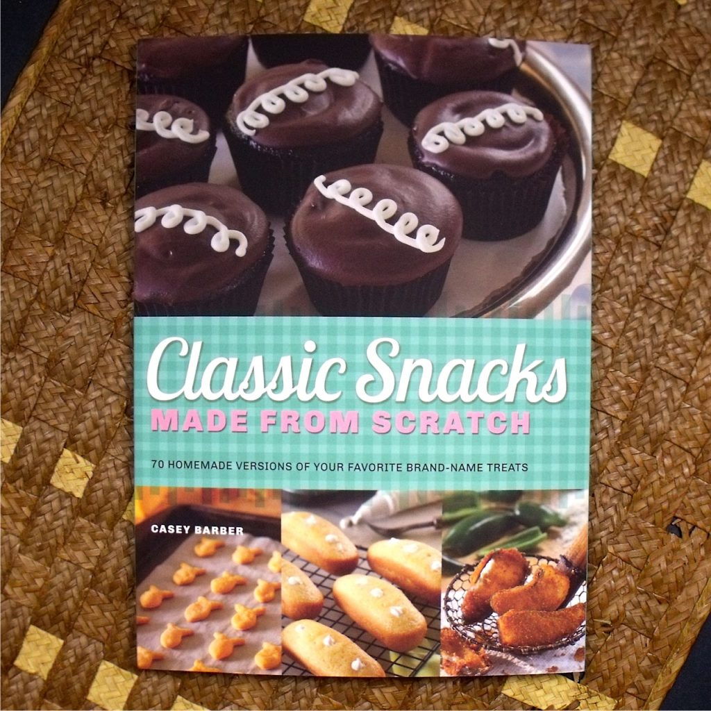 ... Roll-Ups From 'Classic Snacks Made From Scratch' Recipe — Dishmaps
