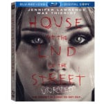 House At The End of The Street Blu-ray DVD Combo