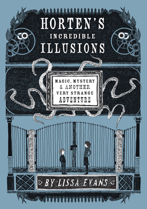 Horten's Incredible Illusions