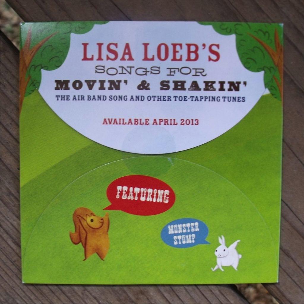 Lisa Loeb Monster Stomp