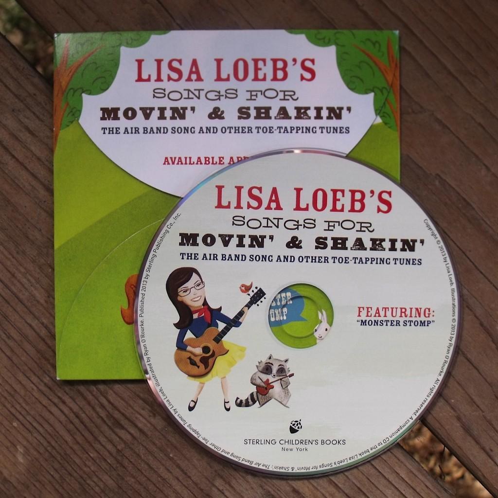 Lisa Loeb Monster Stomp CD