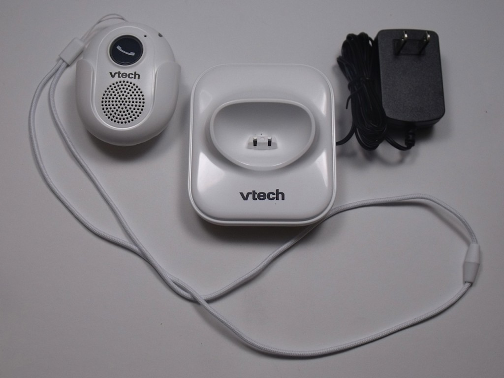 VTech CareLine Portable Safety Pendant