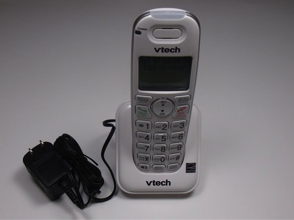 VTech CareLine Cordless Phone
