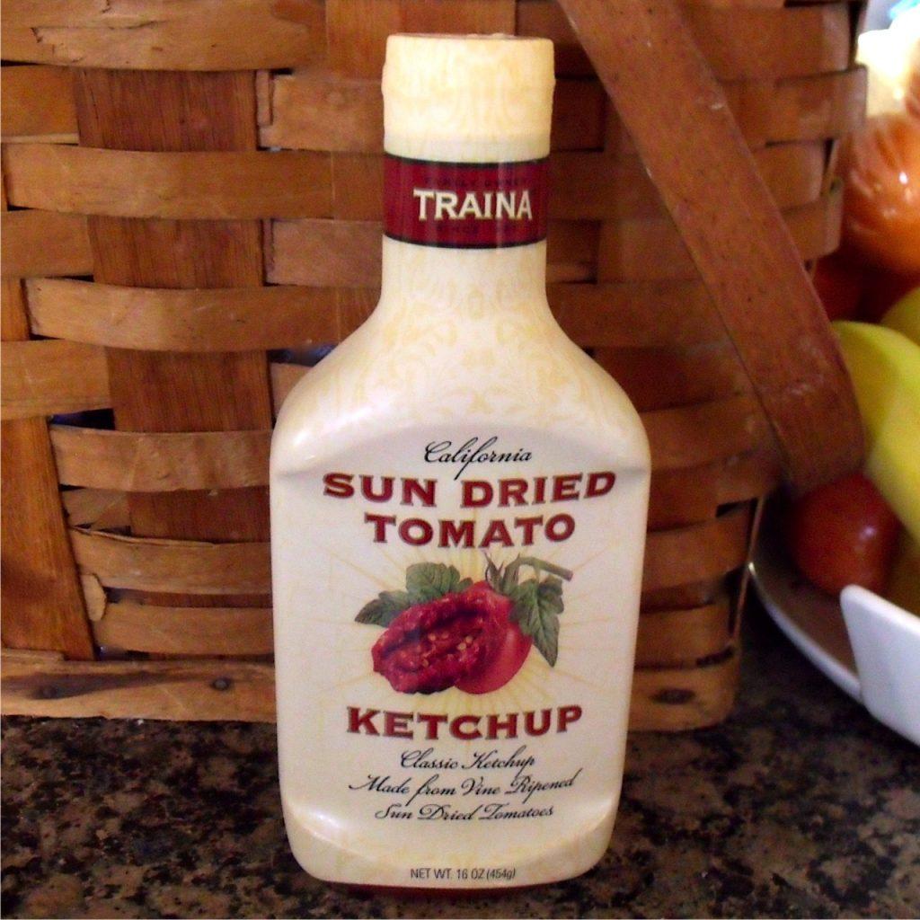 California Sun Dried Tomato Ketchup