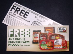 Giveaway – Hillshire Farm Free Product Coupons – Ends 2/16/13
