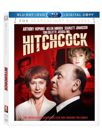 Hitchcock Blu-ray DVD