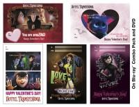 Hotel Transylvania printable Valentines