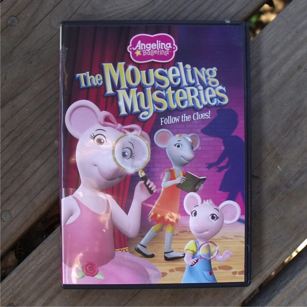 Mouseling Mysteries DVD