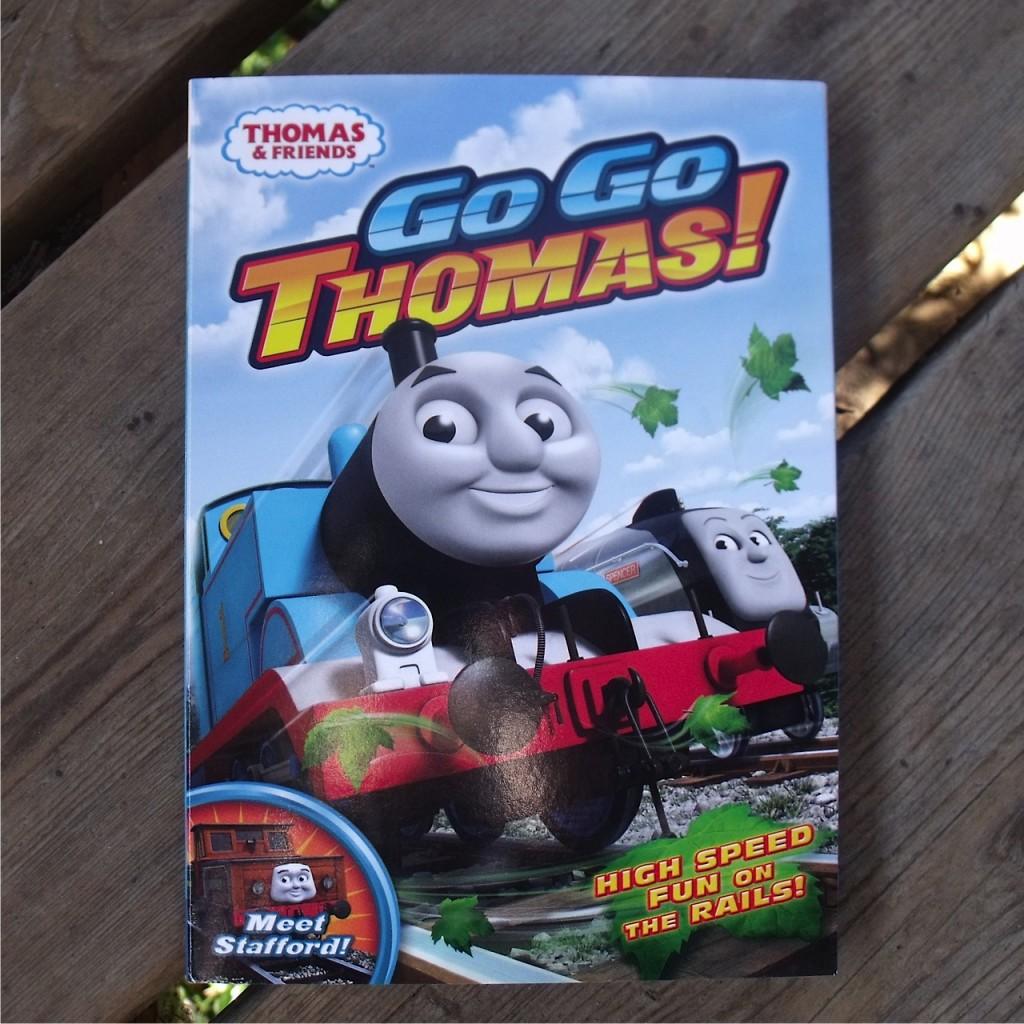 Go Go Thomas DVD