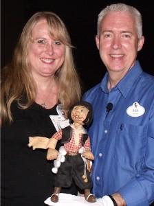 Walt Disney's Gaucho Doll