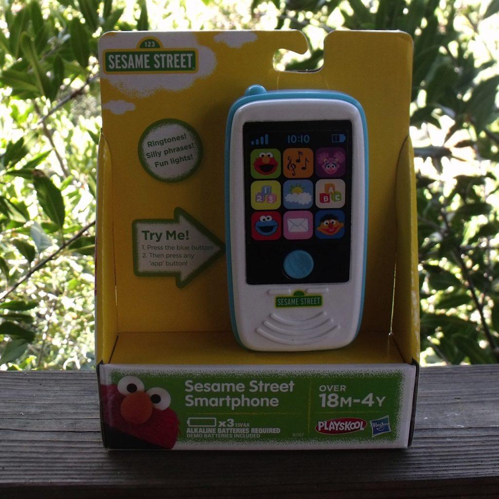 Sesame Street Smartphone