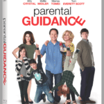 Parental Guidance Blu-ray DVD Combo