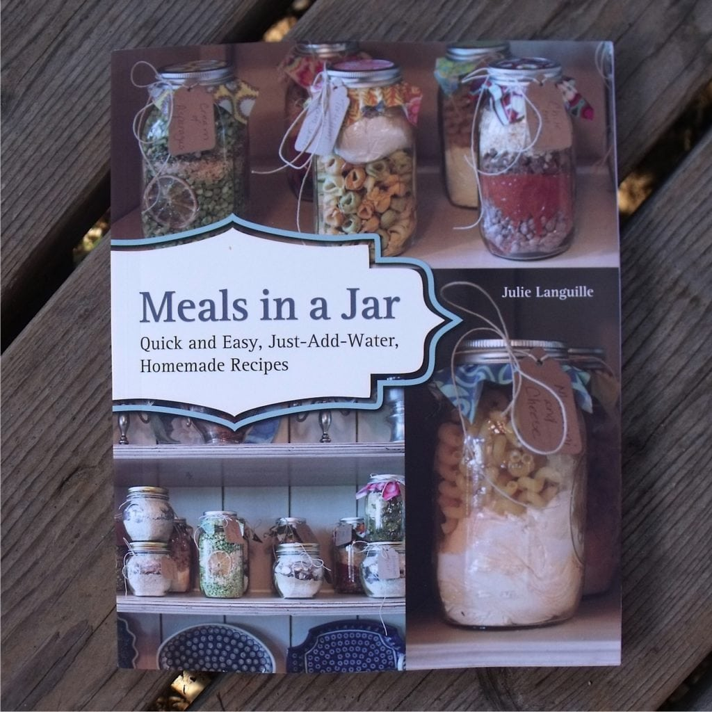 Meals in a Jar Recipe Book