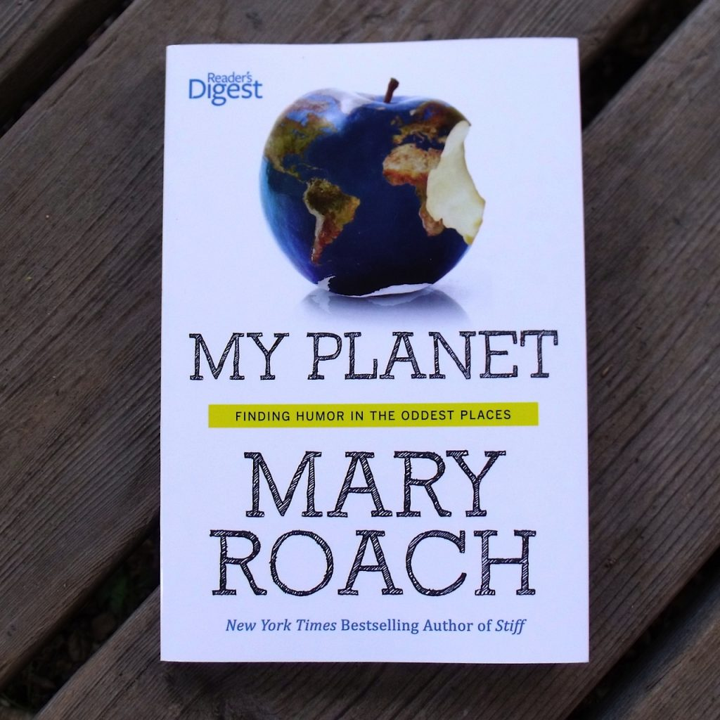 my planet mary roach