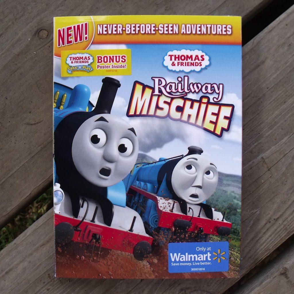 Thomas Railway Mischief