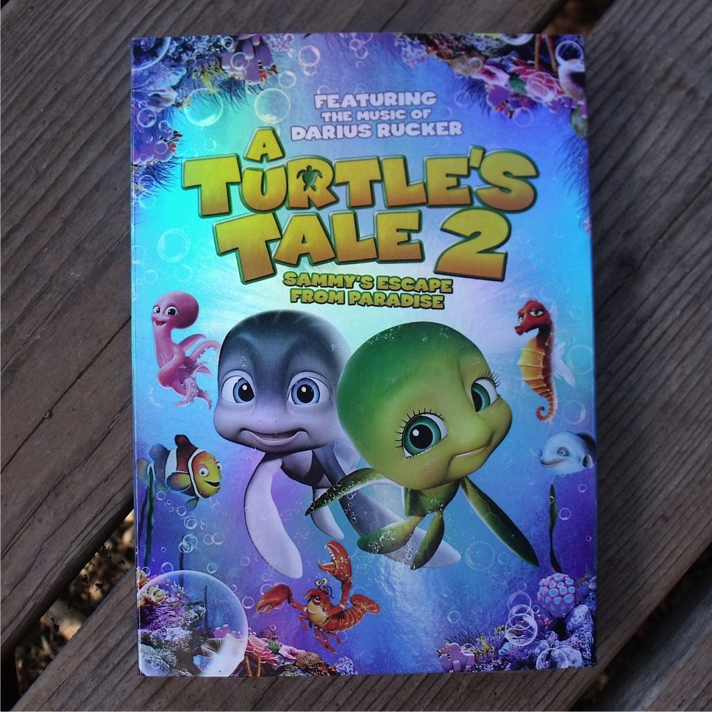 Turtle Tales 2 DVD