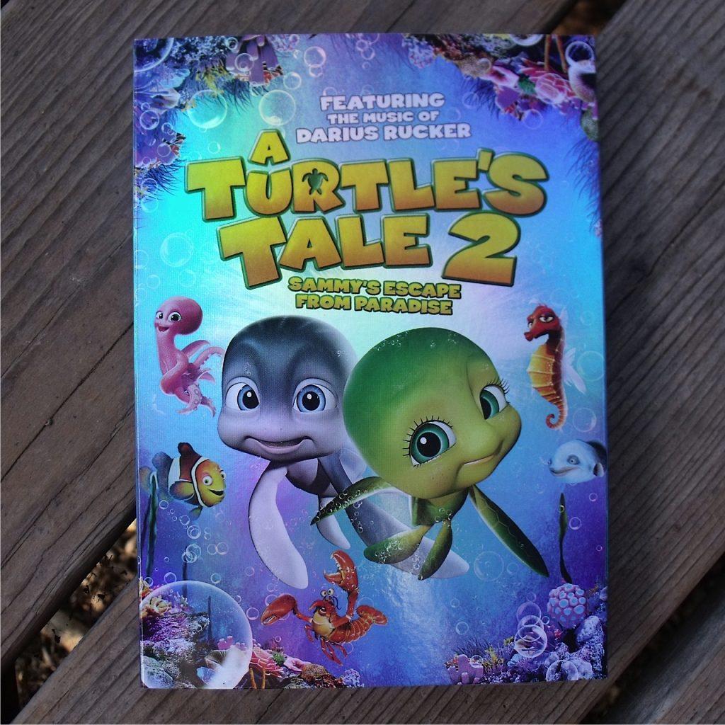 Turtle Tales 2 DVD