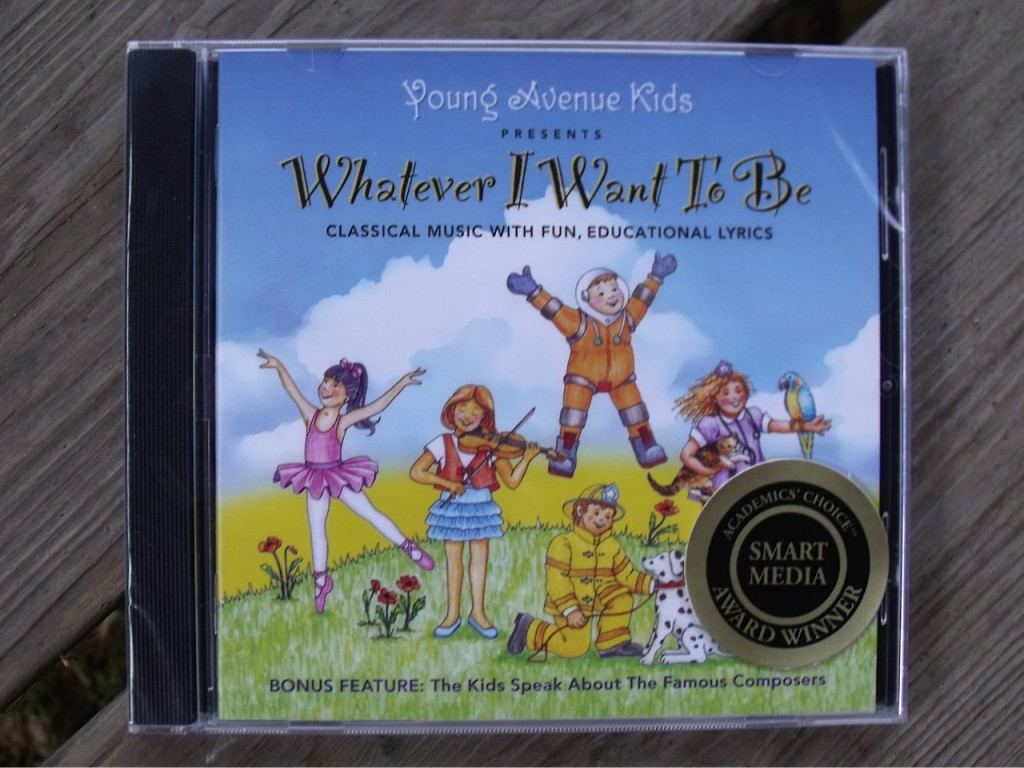 Young Avenue Kids CD