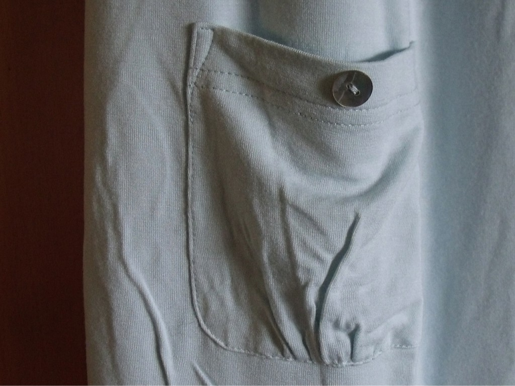 chemise pocket