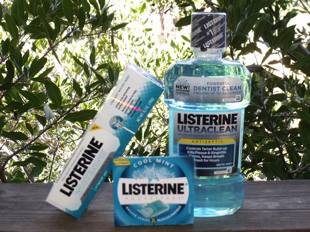 Listerine Prize Package