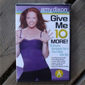 Give Me 10 More DVD